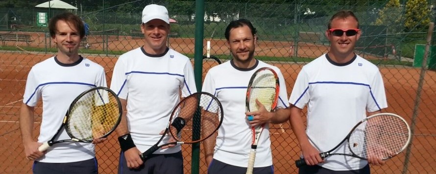 TennisThal Meisterschaftsteam2